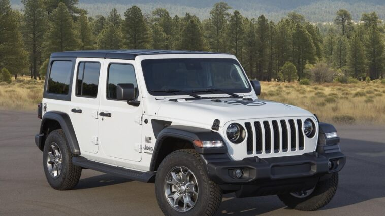 Jeep Wrangler Freedom Edition 2020