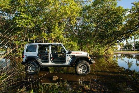 Jeep Wrangler Three O Five Edition