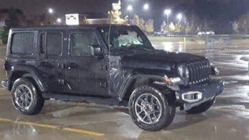 Jeep Wrangler ibrida plug-in foto spia