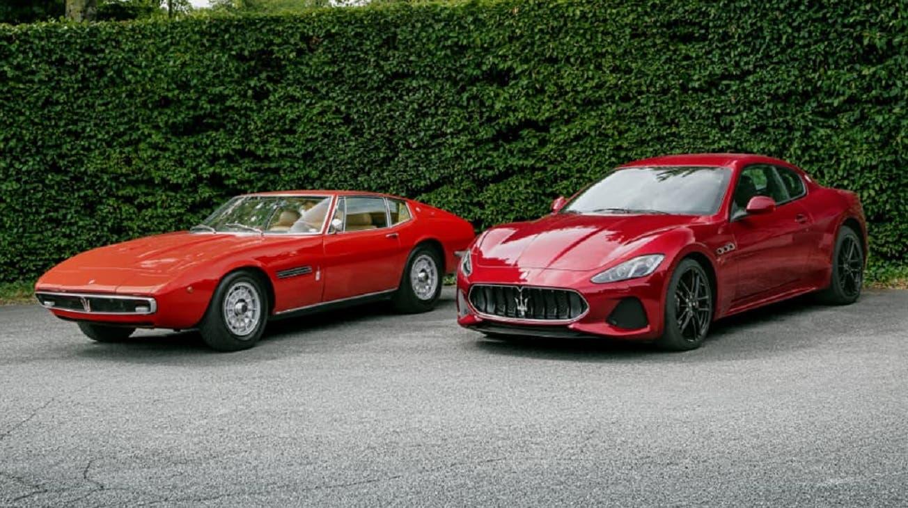 Maserati GranTurismo Sport Edizione V8 Aspirato