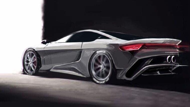 Maserati GranTurismo successore render