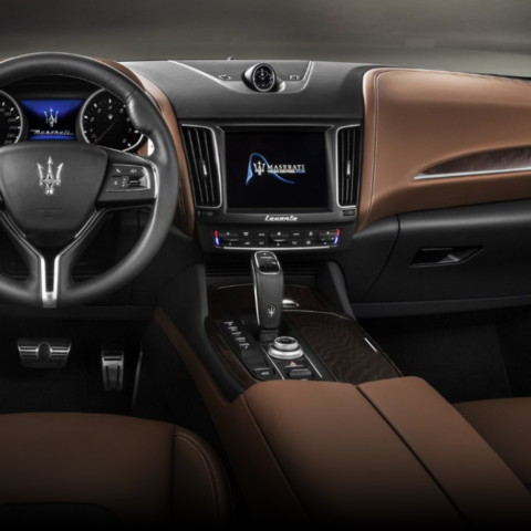 Maserati Levante 2020 Everywhere