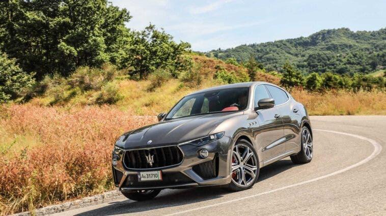 Maserati Levante 2020 Everywhere