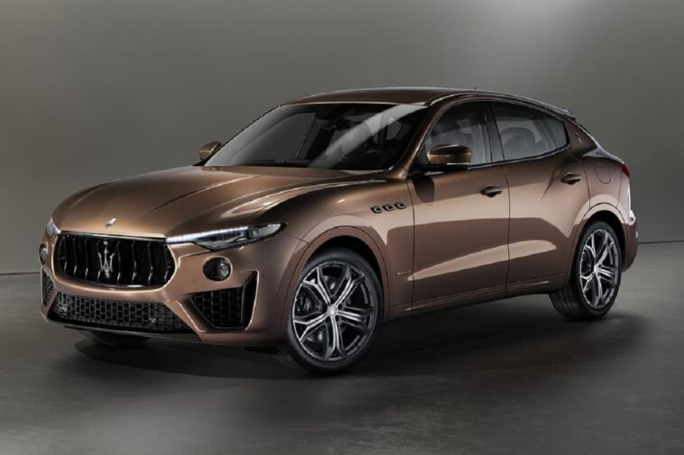 Maserati Levante Zegna Edition