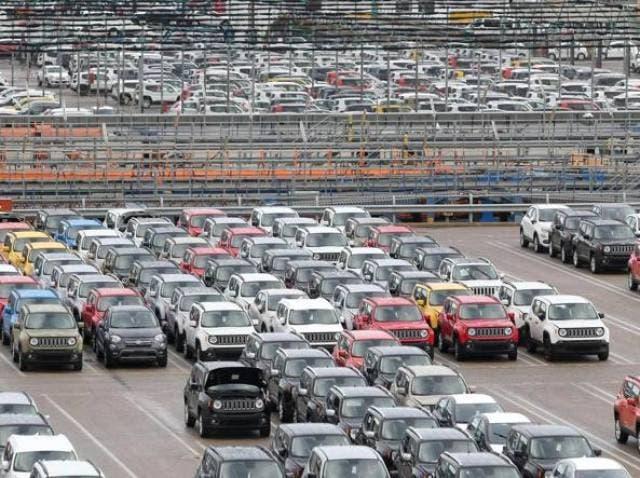 Mercato auto Europa ottobre 2019