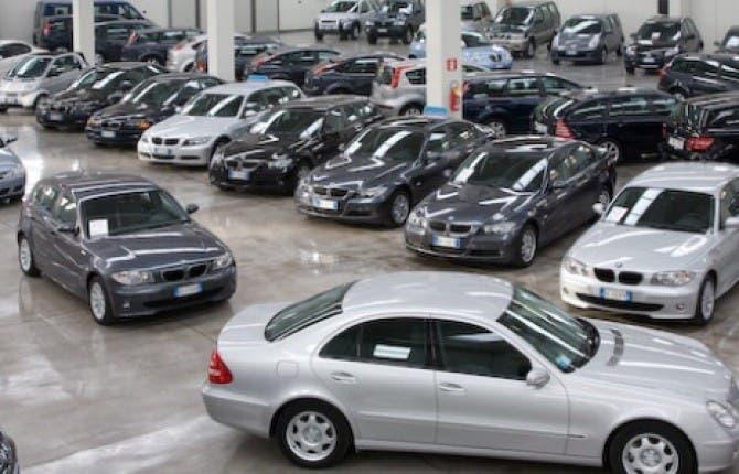 Mercato auto usate ottobre 2019