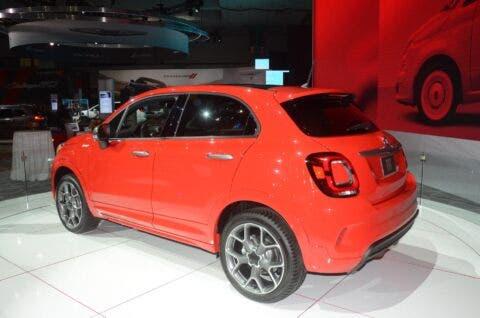 Nuova Fiat 500X Sport Nord America