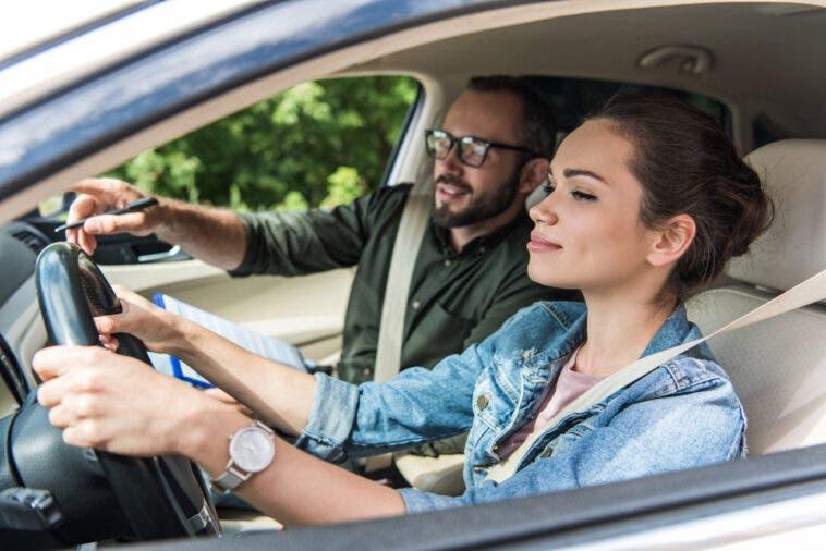 Esame della patente Auto