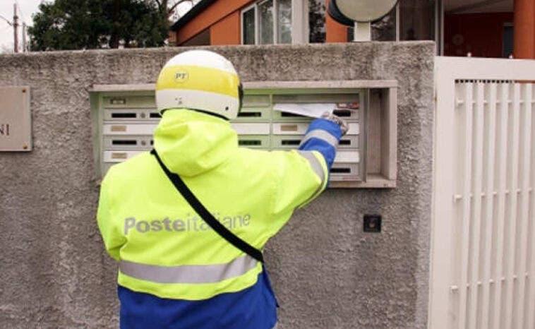 Consegna Poste Multa