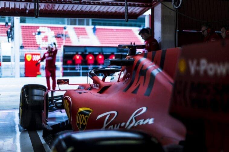 Ferrari Power Unit