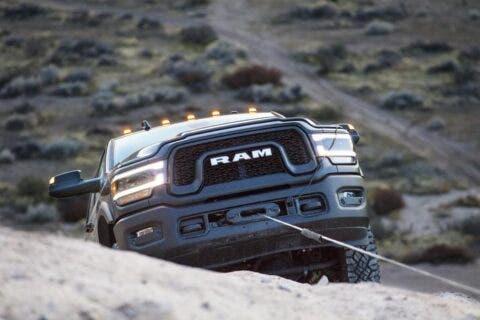 Ram Heavy Duty 2020