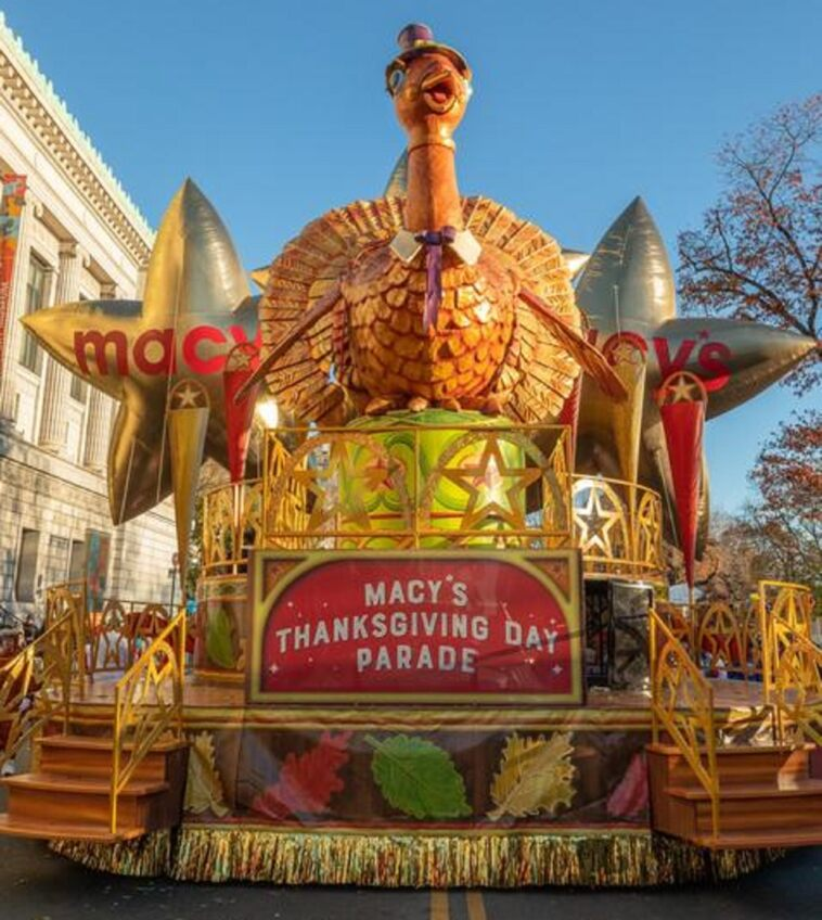 Ram Macy's Thanksgiving Day Parade 2019