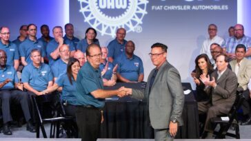 UAW e Fiat Chrysler