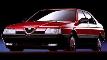 Alfa Romeo 164 Auto Storica
