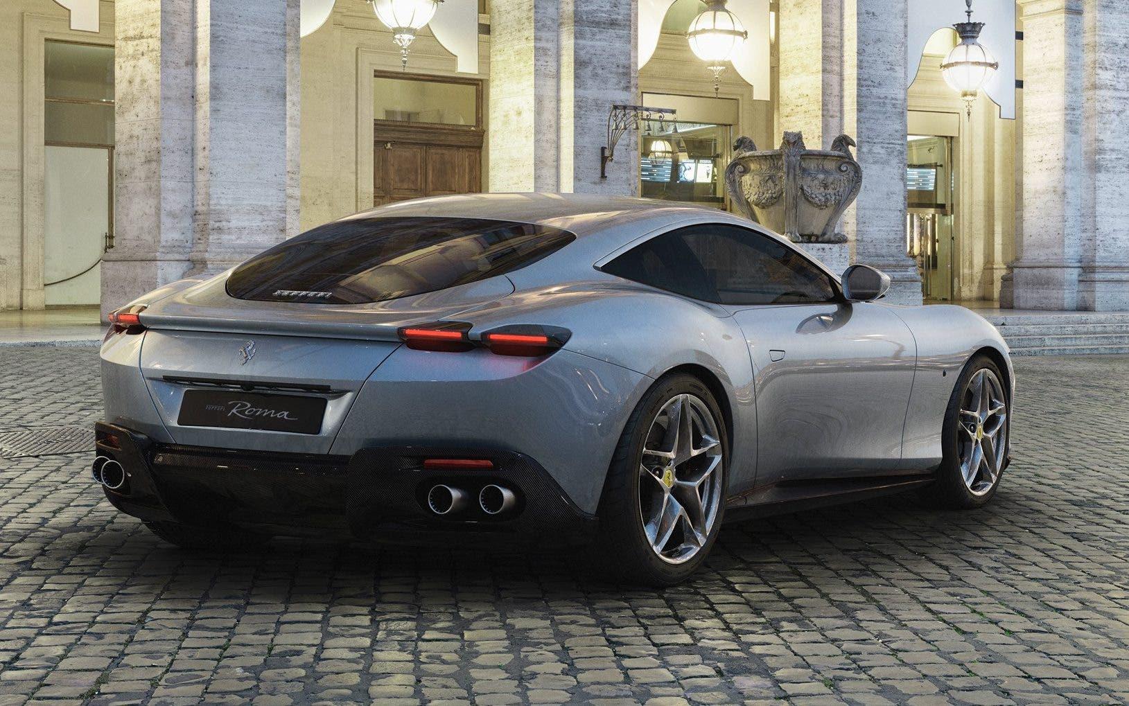 Ferrari Roma - 2