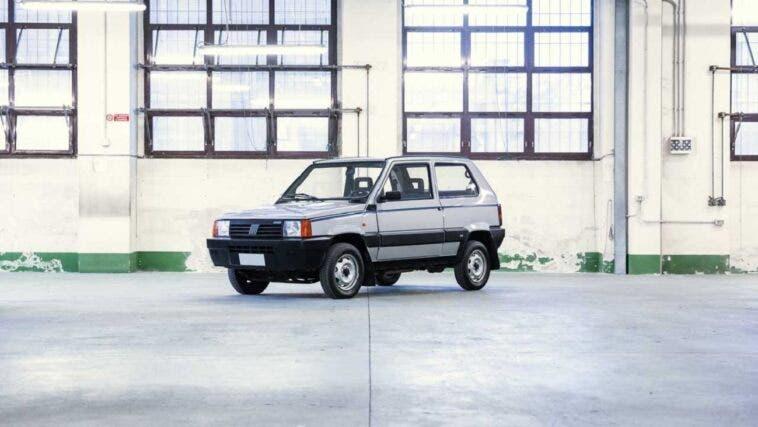 Fiat Panda 4x4 Agnelli - 1
