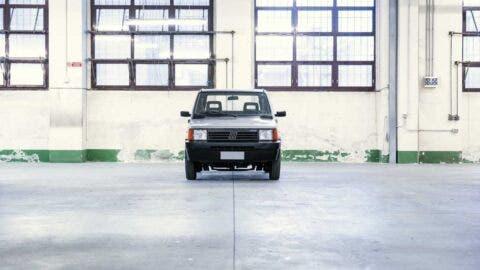 Fiat Panda 4x4 Agnelli - 2