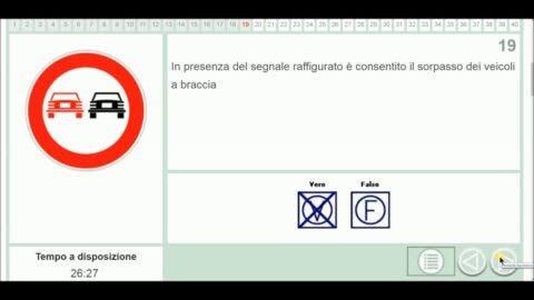 Software della patente