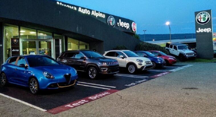 Acquisto nuova auto spesa media italiani