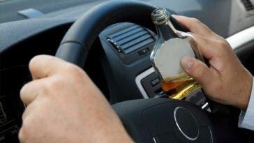 Alcol alla guida decessi 2018