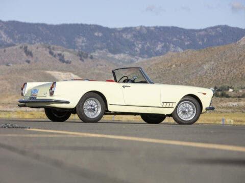 Alfa Romeo 2000 Spider 1960 asta