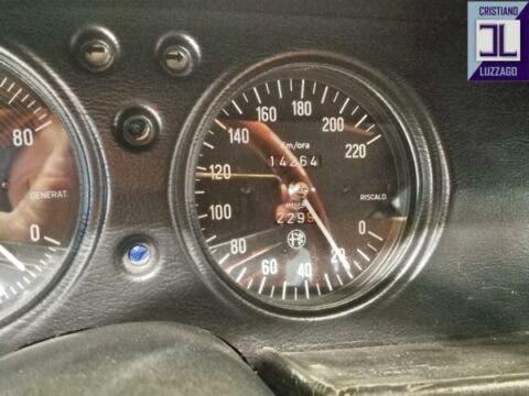 Alfa Romeo GT Junior Zagato 1300 vendita