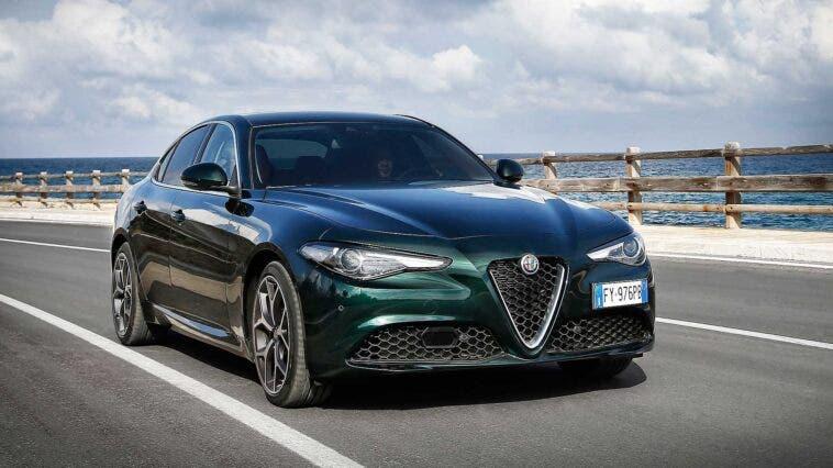 L'Alfa Romeo Giulia torna a correre (con le batterie) nell'Etcr