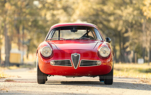 Alfa Romeo Giulietta SZ 1960 asta