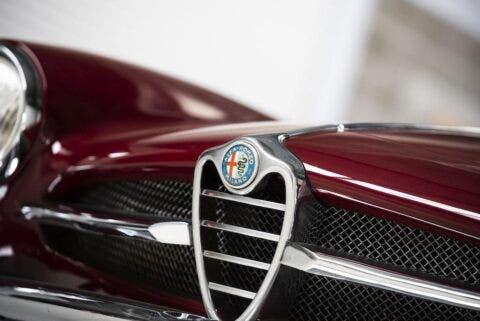 Alfa Romeo Giulietta Sprint Speciale 1961 asta