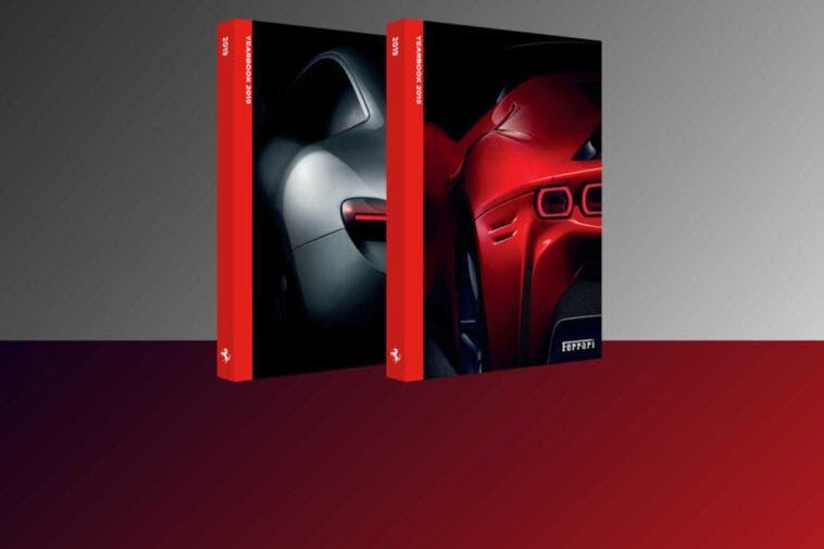 Annuario Ferrari 2019