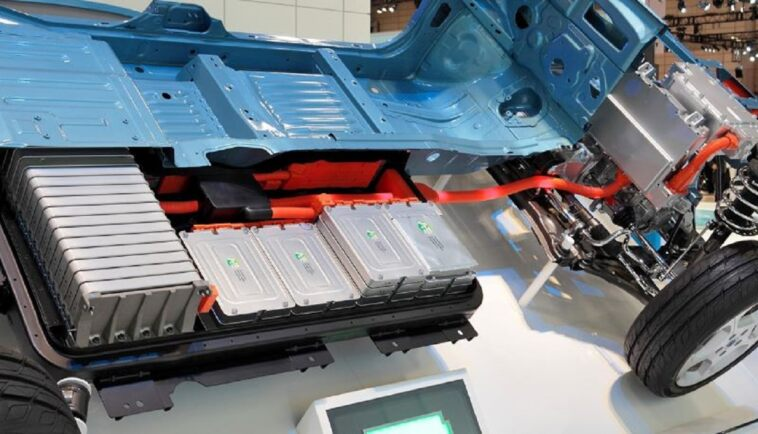 Batterie al litio riciclo