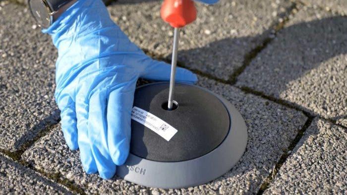 Bosch Parking Lot Sensor Mantova