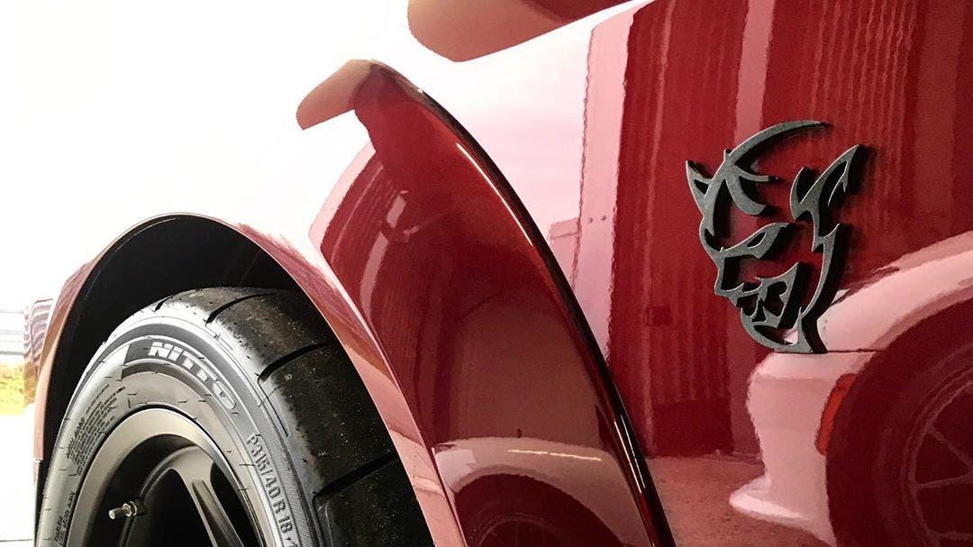 Dodge Challenger SRT Demon Ralph Gilles