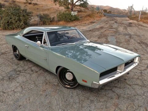 Dodge Charger 1969 Abimelec Design