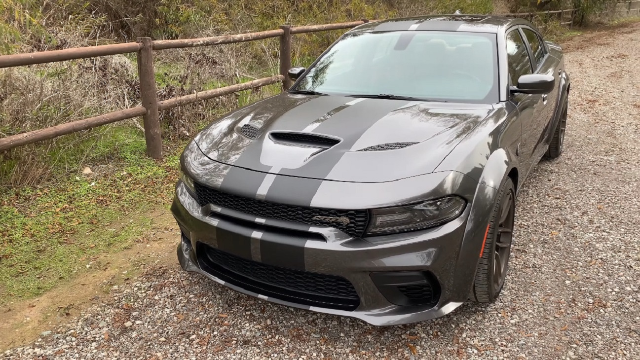 Dodge Charger SRT Hellcat Widebody 2020 Doug DeMuro