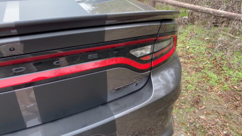 Dodge Charger SRT Hellcat Widebody 2020 Doug DeMuro
