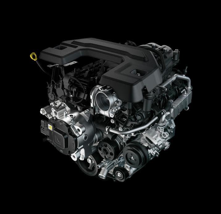 FCA Pentastar V6 eTorque