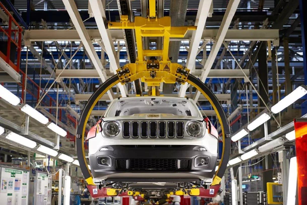 FCA produzione auto italia