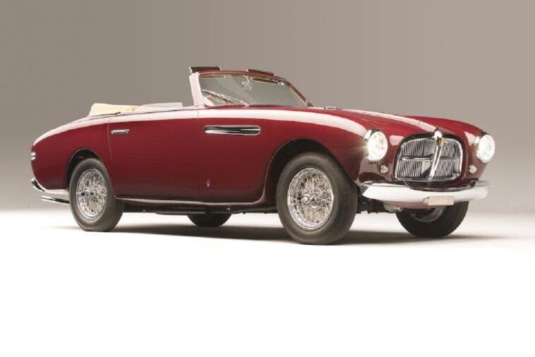 Ferrari 212 Inter Cabriolet 1951 asta