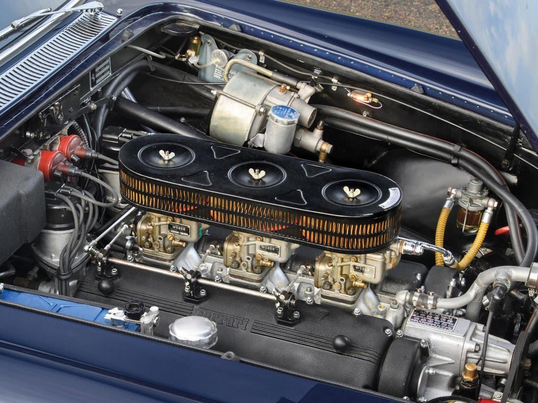 Ferrari 250 GT Coupé 1959 asta