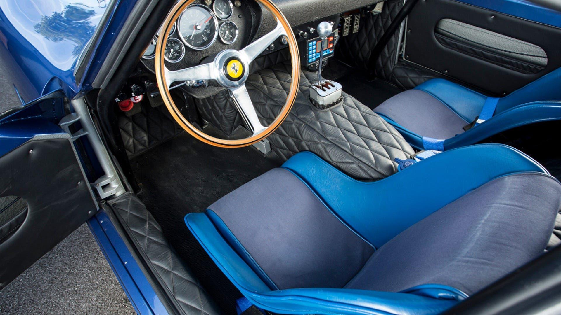 Ferrari 250 GTO contenzioso