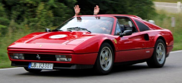Ferrari 328 GTS 1989 asta