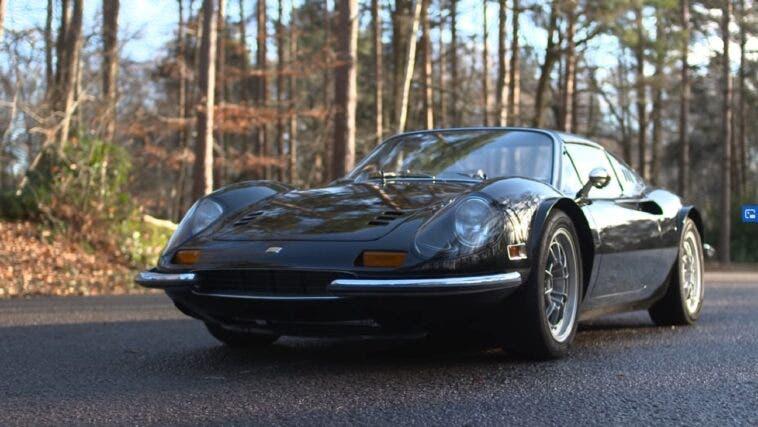 Ferrari Dino restomod