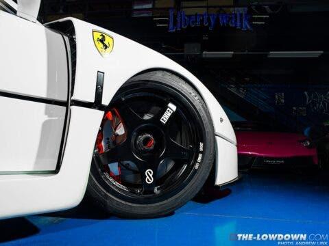 Ferrari F40 Liberty Walk