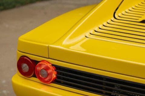 Ferrari F512 M 1995 asta