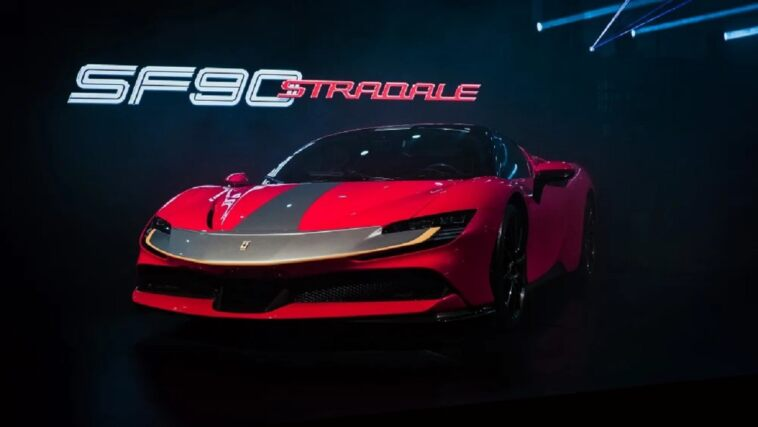 Ferrari SF90 Stradale Australia