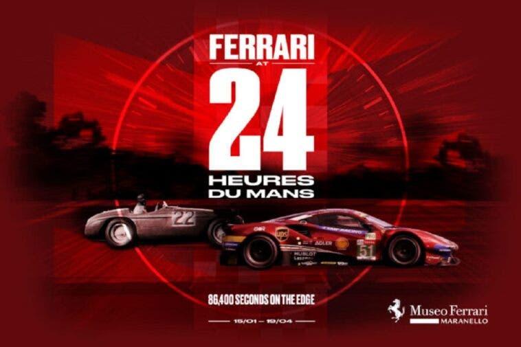 Ferrari at 24 Heures du Mans