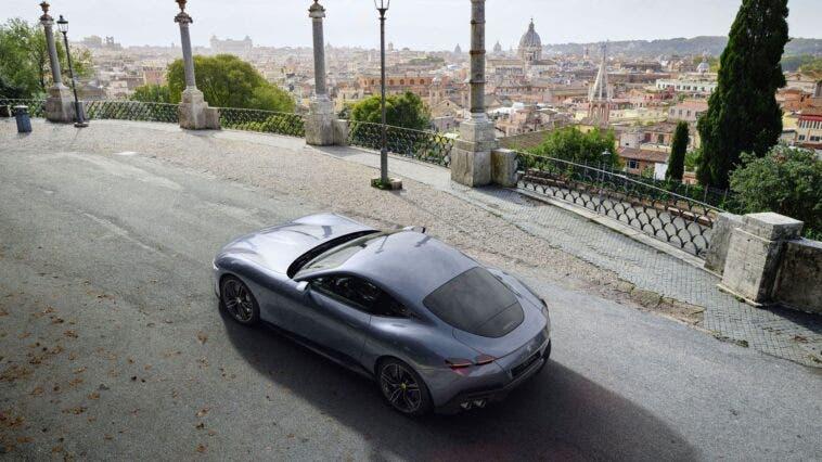 Ferrari Roma Documentario - 1