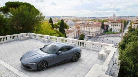 Ferrari Roma Documentario - 2