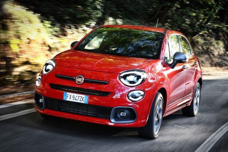 Fiat 500X: la versione mild hybrid in arrivo nel primo semestre del 2020 - ClubAlfa.it